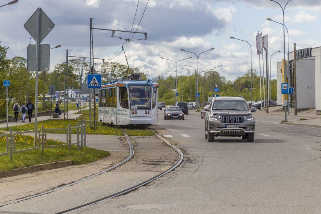 Улица Циетокшня. 20 мая 2020 года. Фото: Евгений Ратков