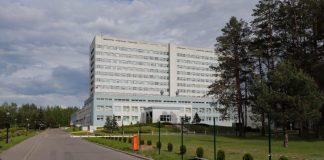 Даугавпилсская региональная больница. 28 мая 2020 года. Фото: Евгений Ратков