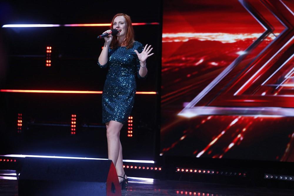 На X-Factor в Риге. Фото из личного архива