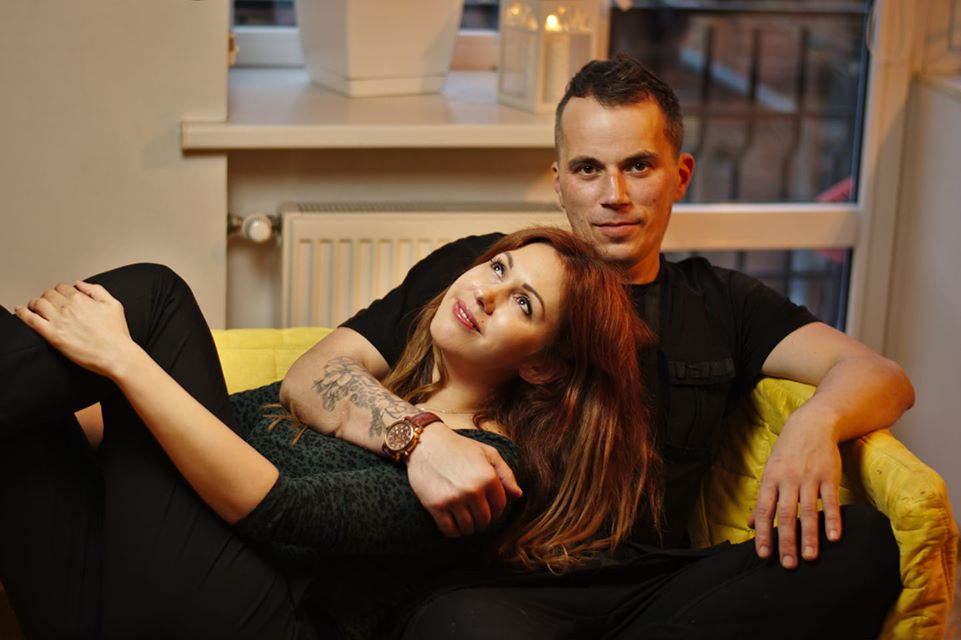 Роман и Светлана. Фото из личного архива