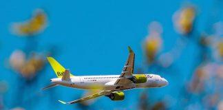 Фото со страницы airBaltic на фейсбуке