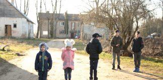 Дети Илоны Ермолаевой и Александра Бейнаровича из Амбели. Фото: R Media