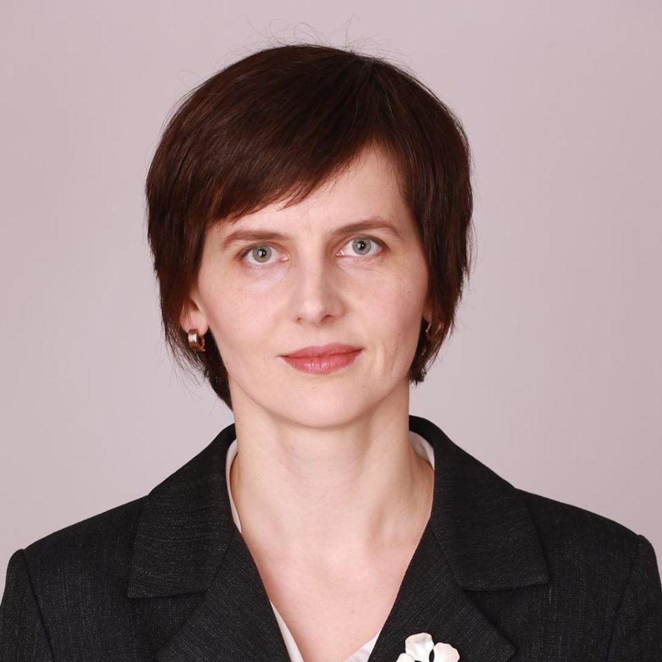 Елизавета Кривцова. Фото с личной страницы на фейсбуке