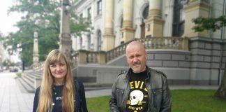 Ольга Шилова и Глеб Пантелеев. Фото: Андрей Шаврей