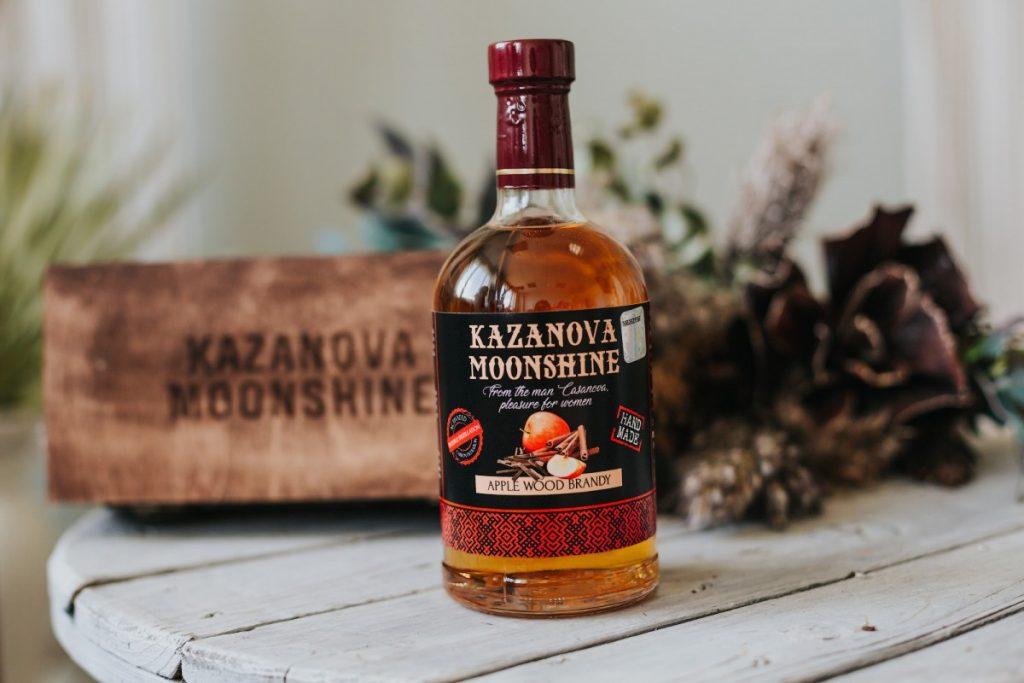 Kazanova moonshine