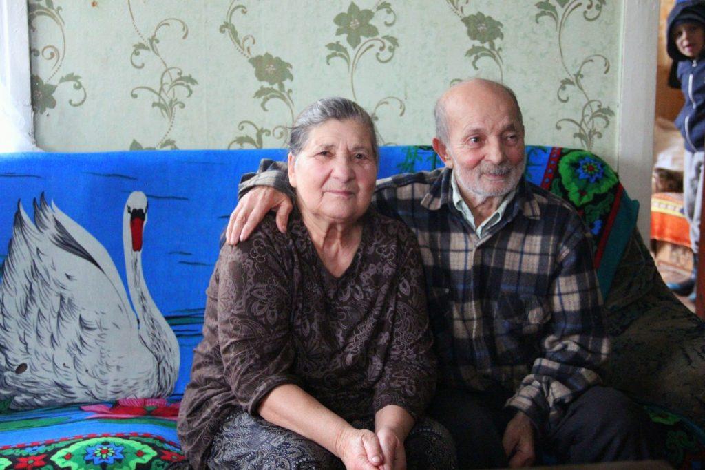Вероника и Михаил Бейнаровичи из Калупе. Фото: R Media