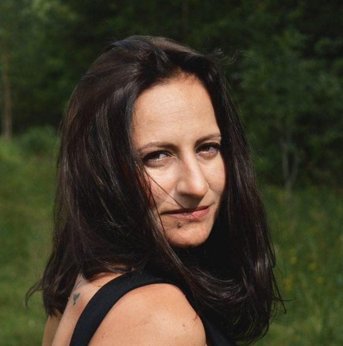 Марина Столярова. Фото из личного архива