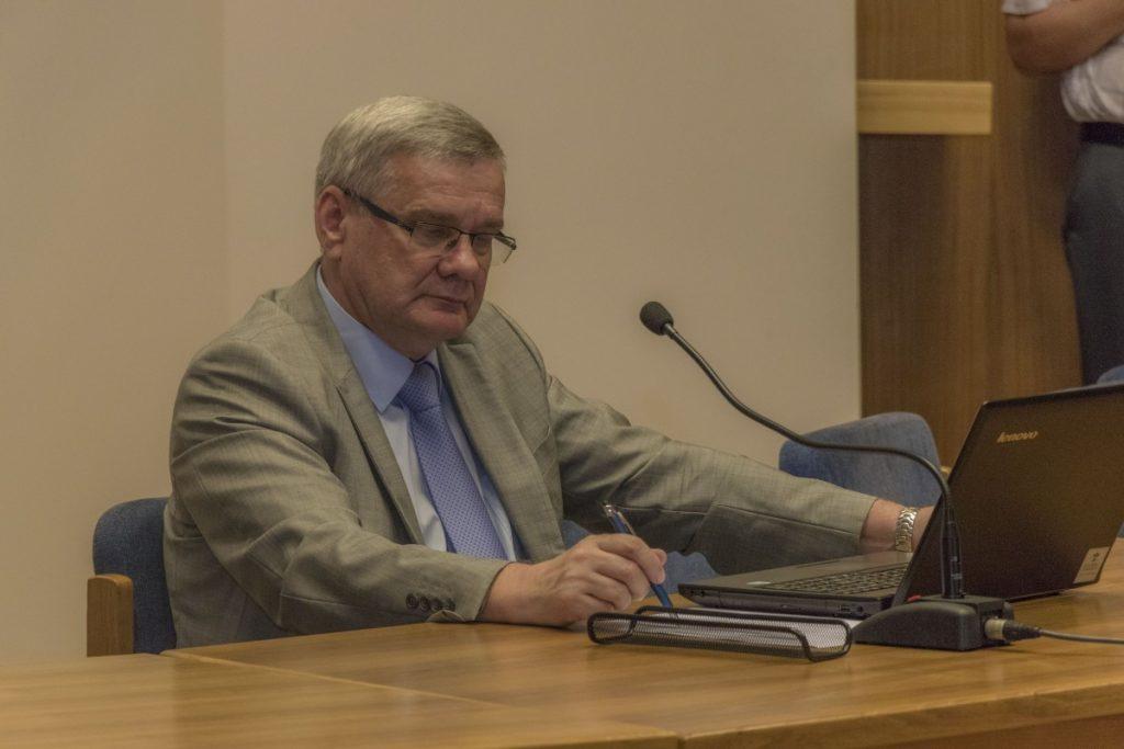 Янис Лачплесис. Внеочередное заседание Даугавпилсской городской думы. 29 июня 2020 года