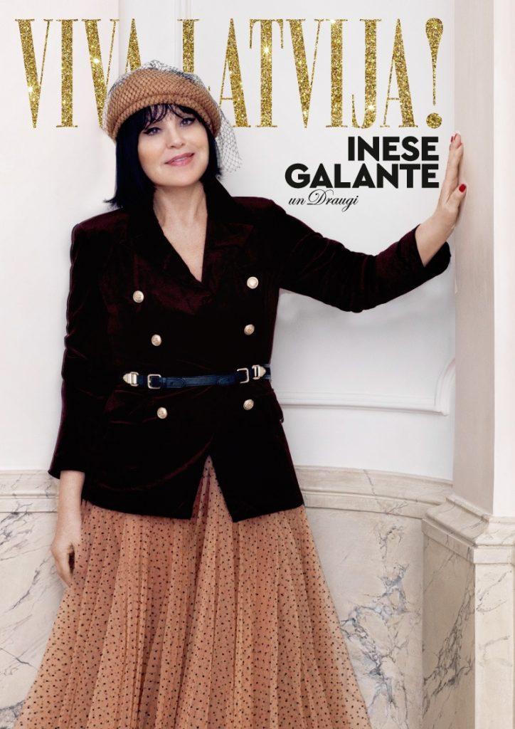 Инесса Галанте. Пресс-фото