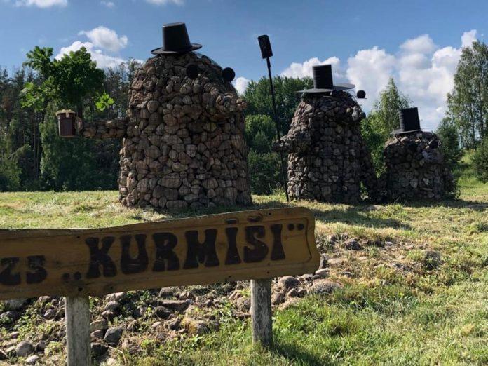 Крестьянское хозяйство Kurmīši. Фото со страницы Z/S