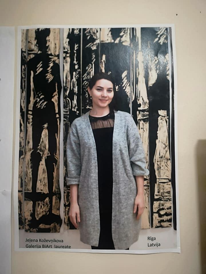 Выставка Елены Кожевниковой в БМА