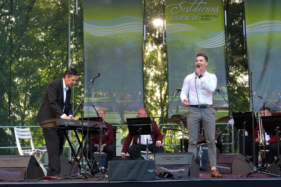 «Музыкальные субботы в парке Дубровина». 25 июля 2020 года