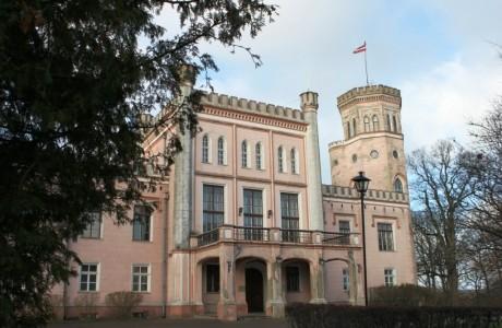 Замок Вецауце. Фото: vv-travel.lv