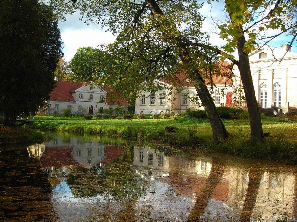 Замок Яунауце. Фото: Jaunauces Pils