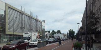 Улица Ригас в Даугавпилсе. Фото: Елена Иванцова