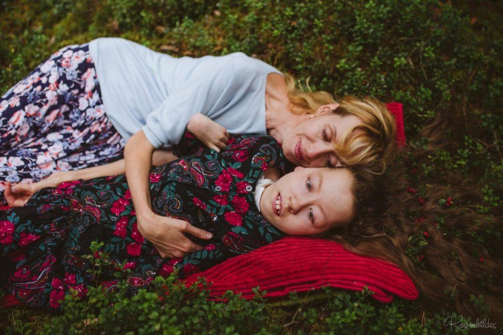 """Фото из проекта Ариты Строде-Клявини """"Неудобные дети"""""""