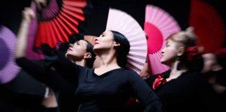 """Фото: Flamenco deju studija """"Uno Dos Tres"""""""