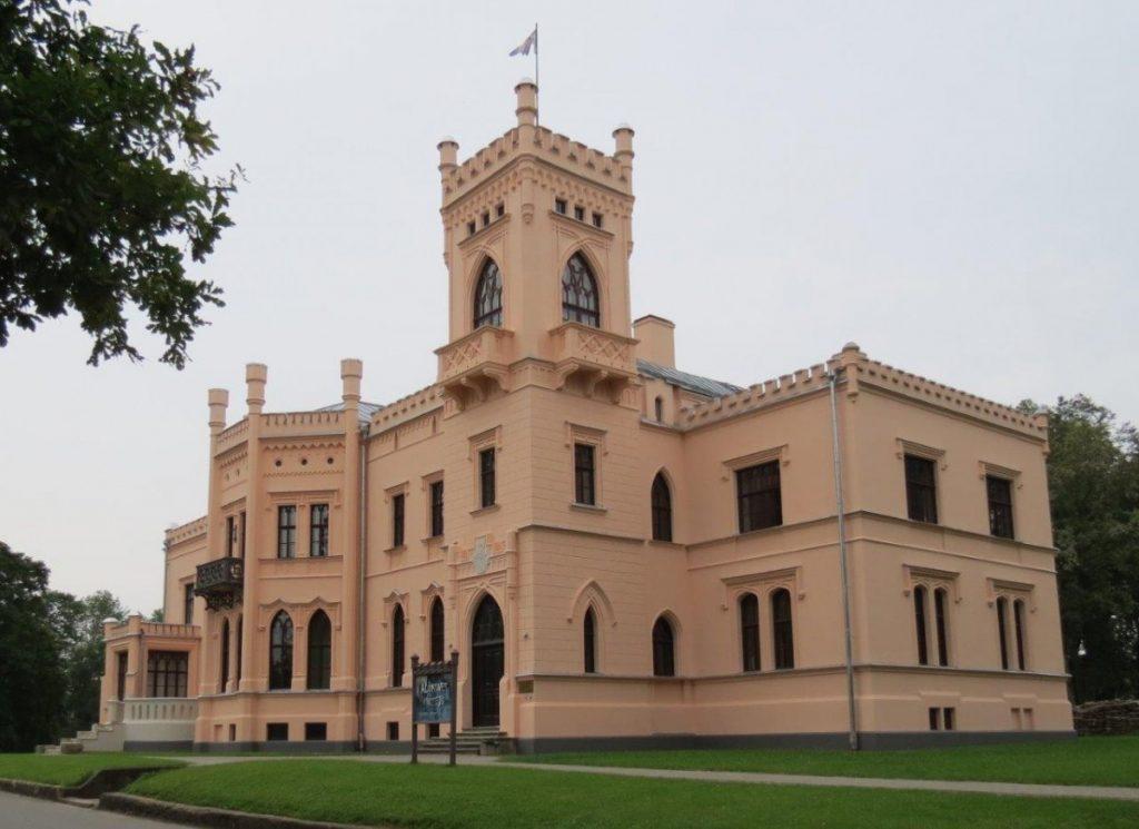 Новый дворец Алуксне. Фото: aluksnespils.lv