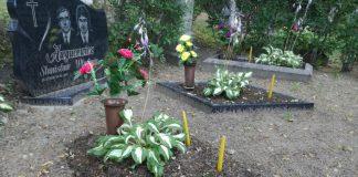 Кладбище Пурниеки в Свентской волости