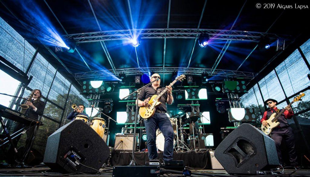 Latvian Blues Band. Пресс-фото