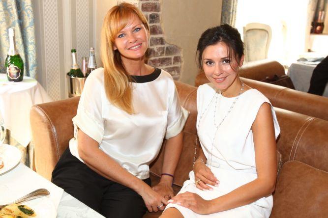 Екатерина и Ксения Лиепа.