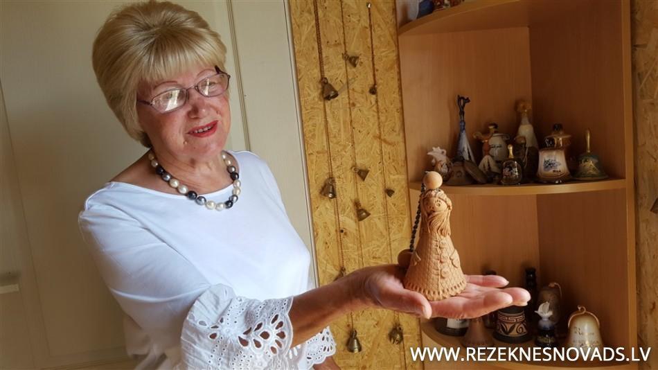 Людмила Меркулова. Фото: www.rezeknesnovads.lv