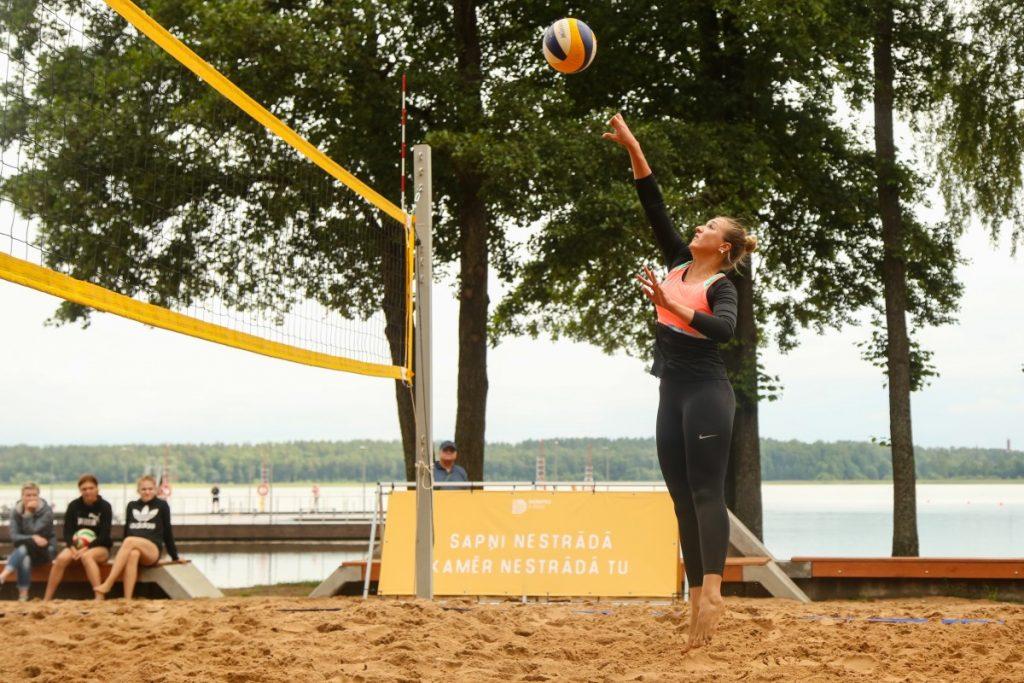 Пляжный волейбол