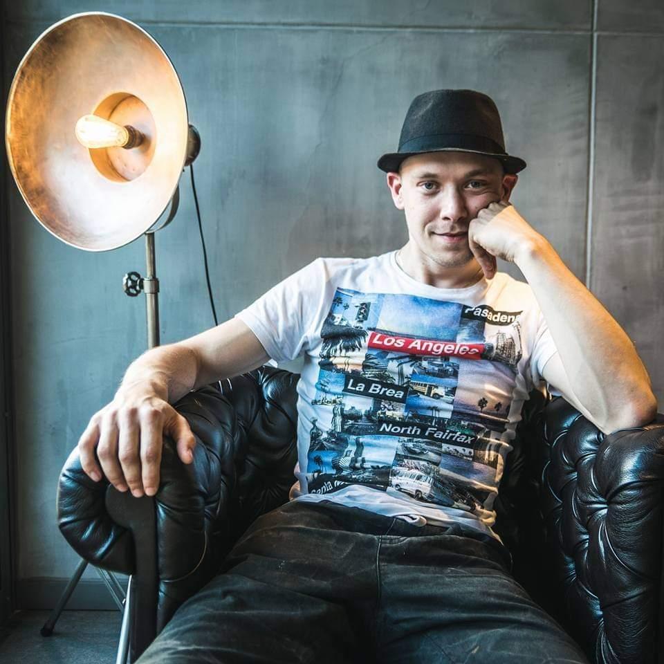Владимир Горбунов. Фото из личного архива