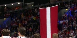 Фото со страницы Латвийской хоккейной федерации на фейсбуке