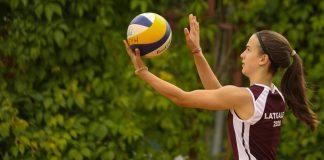 Второй этап турнира по пляжному волейболу «Латгале - 2020». Даугавпилс, 1 августа 2020 года. Фото: Сергей Кузнецов