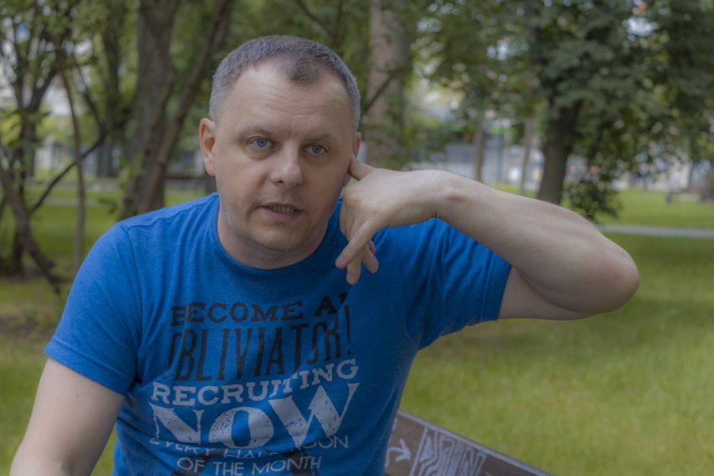 Виктор Янцевич. Фото: Евгений Ратков