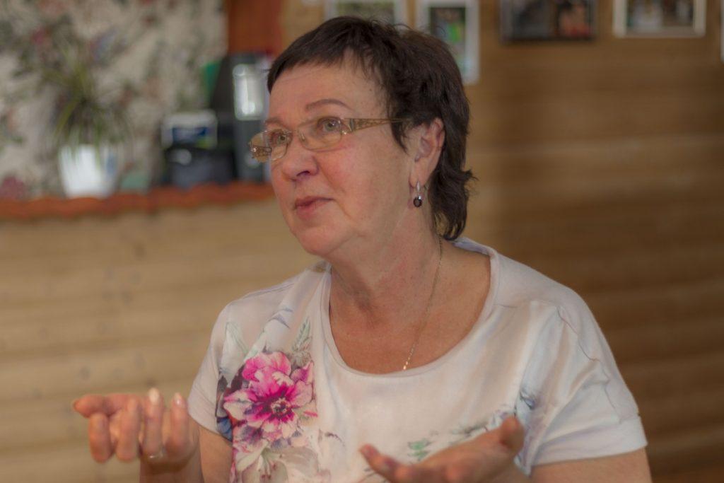 Ингрида Лисовская. Фото: Евгений Ратков