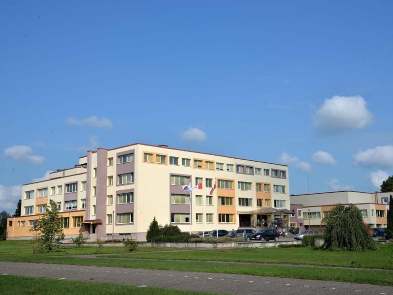 Шпогская средняя школа. Фото: Daugavpils novada pašvaldība