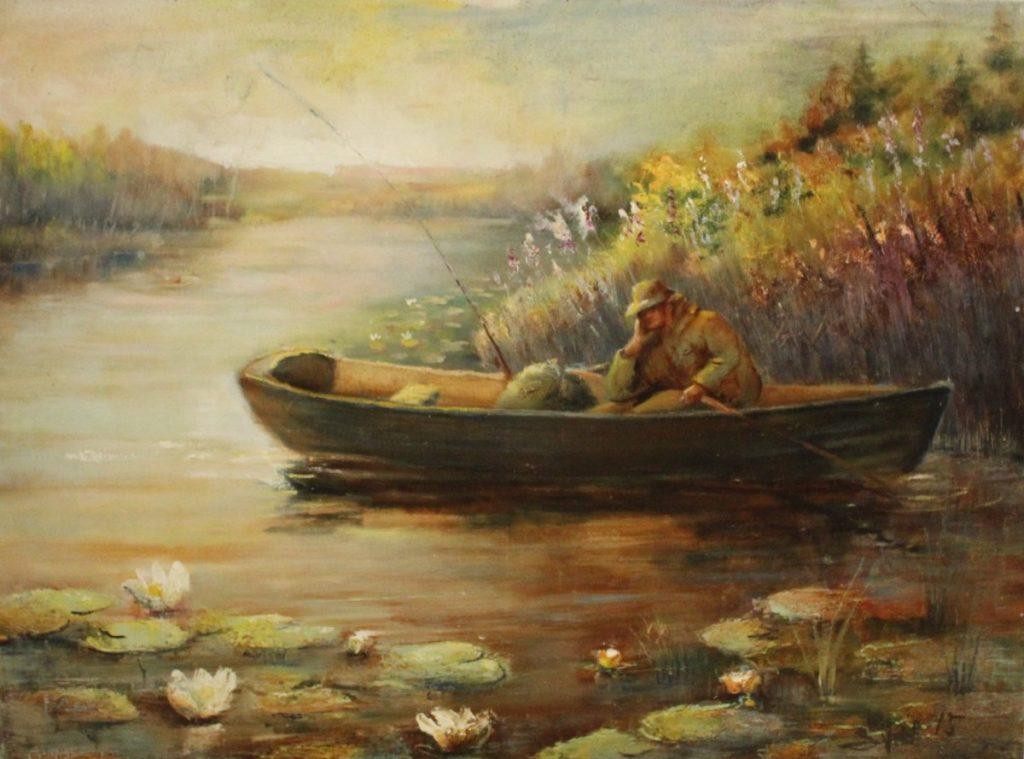 Картина Юрия Зуева