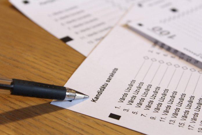 Фото: Centrālā vēlēšanu komisija