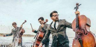 Трио виолончелистов Melo M. Пресс-фото