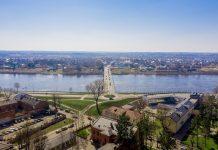 Мост Единства в Даугавпилсе. Фото: Daugavpils pilsēta