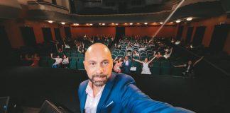Даугавпилсский театр открывает новый сезон. Фото: Олег Шапошников
