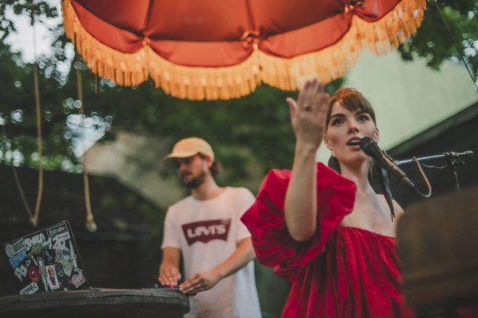 Катрина Гупало и Улдис Валодзе, Пресс-фото