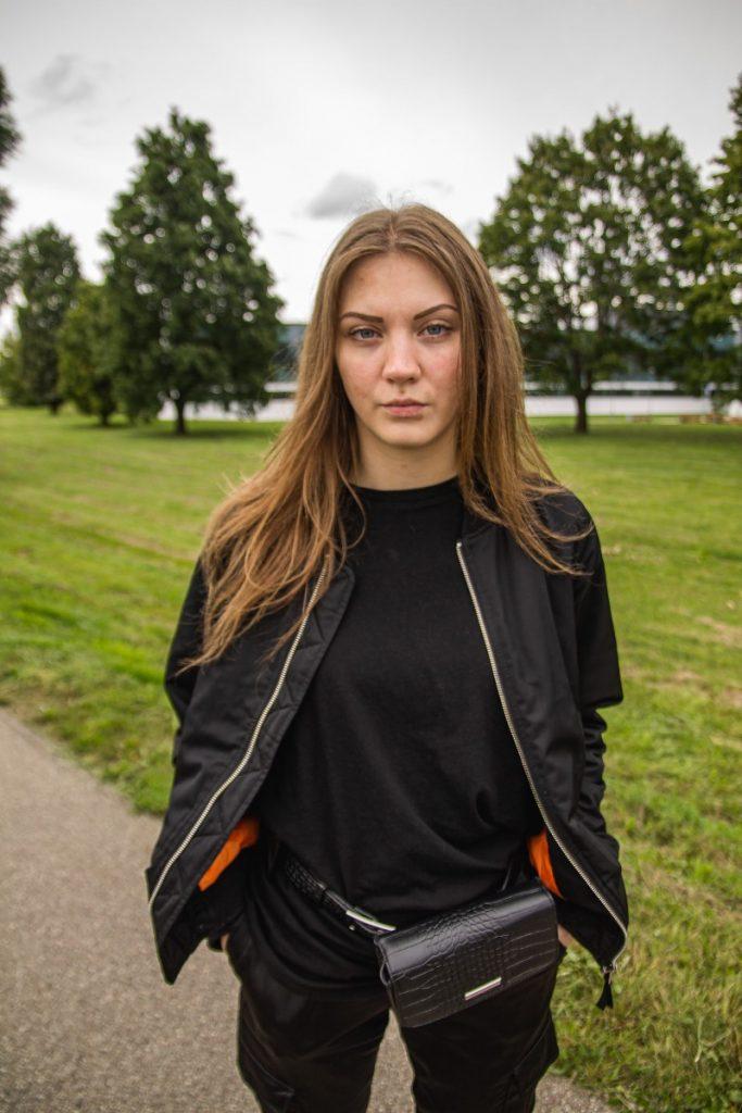 Кристина. Фото: Владимир Горбунов