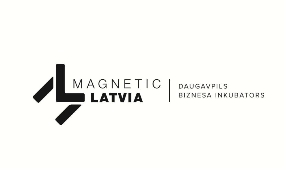 Magnetic Latvia_logo