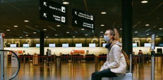 аэропорт, маска