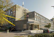 Даугавпилсский научный и учебный центр РТУ. 23 сентября 2020 года. Фото: Евгений Ратков
