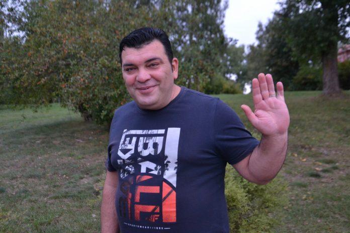 Руслан Мансимов. Фото: Елена Иванцова