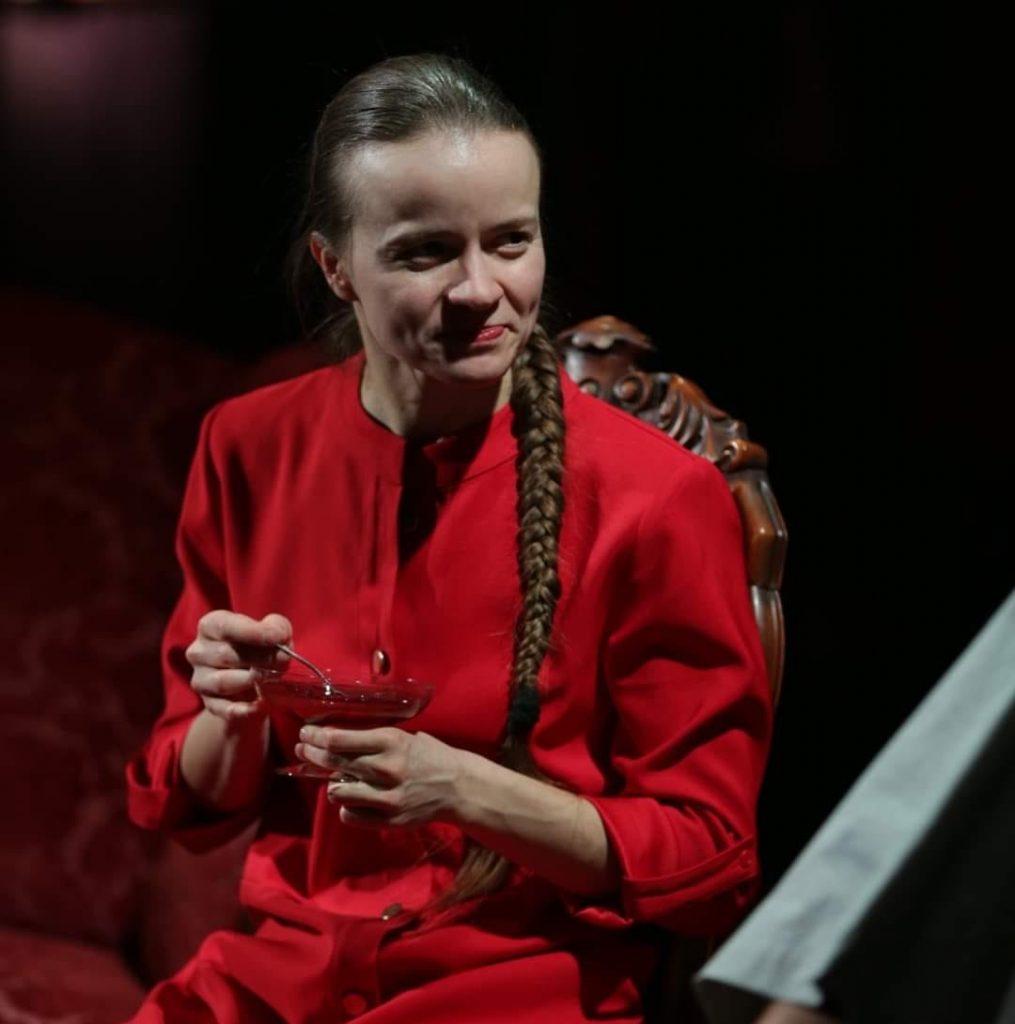 Ванда Гибовска. Фото: Джейна Саулите
