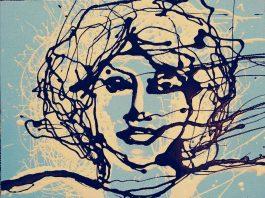 Работа Алины Петкун. Изображение предоставлено художницей