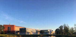 Новый корпус Даугавпилсского университета. Фото: Daugavpils Universitāte