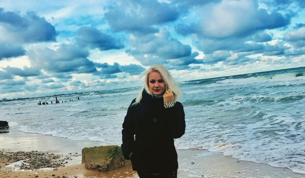 Ольга Панкова. Фото из личного архива