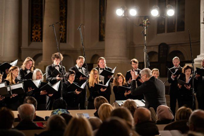 Фото со страницы Latvian Radio Choir на фейсбуке