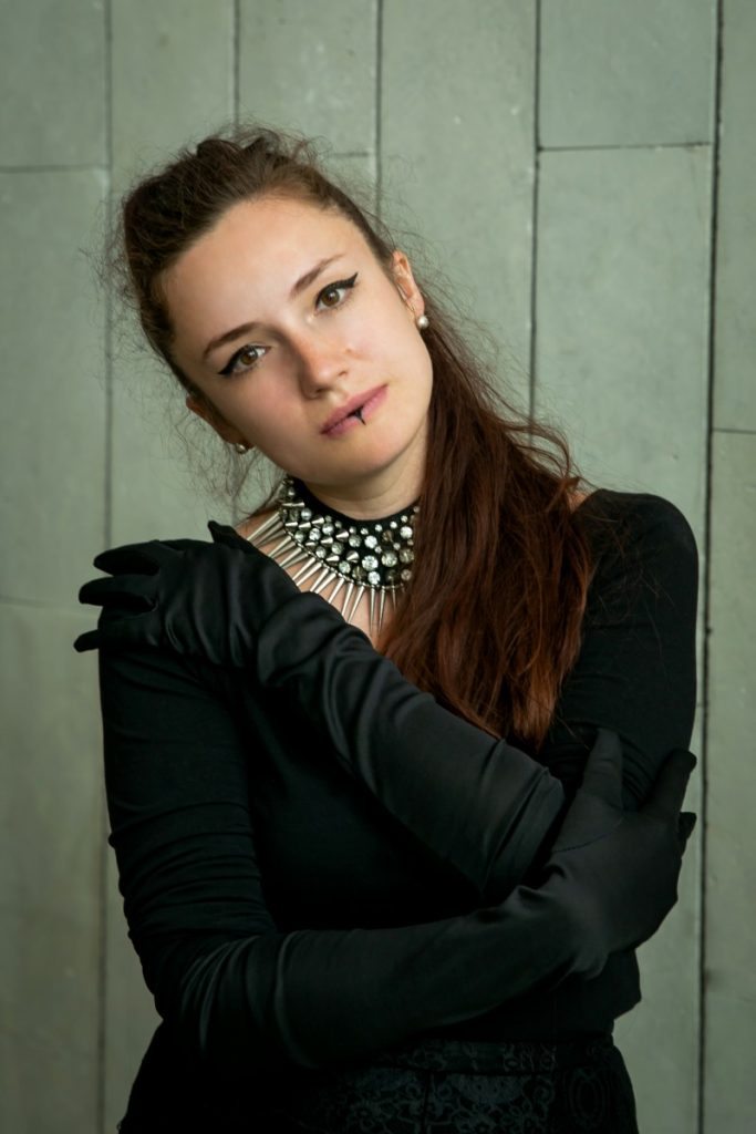 Алиса Мэй. Фото: Валия Платаце